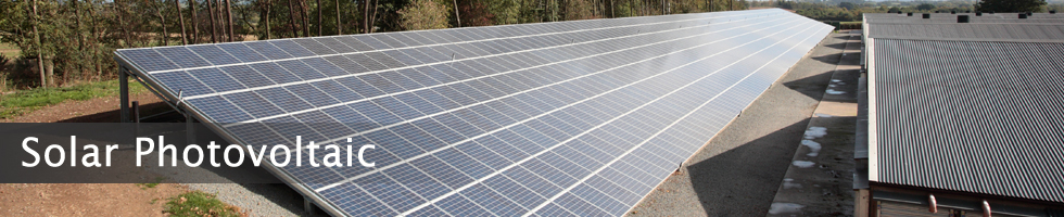 Solar Photovoltaic PV panels from 7 Energy Shropshire Powys