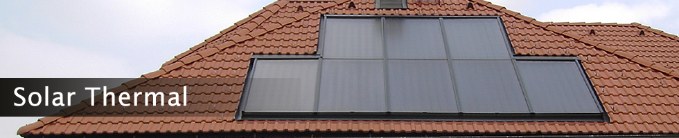 Solar Thermal hot water solar panel systems from 7 Energy Shrewsbury and Powys