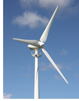 Endurance E3120 wind turbine from 7 Energy Powys and Shropshire